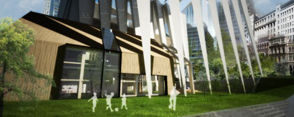 The Laneway and the Square: the 447 Collins Street debate
