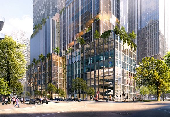 Southbank by Beulah: BIG & FK - The Lanescraper