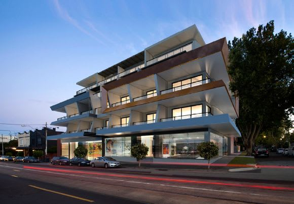 Malvern Road emerges as another apartment hot spot