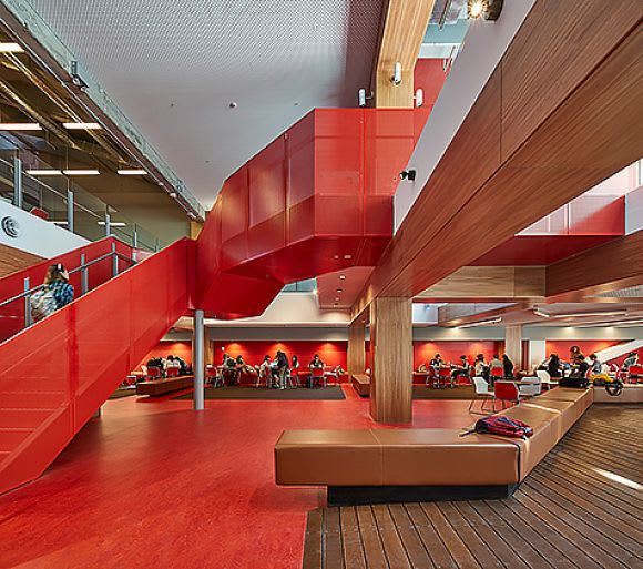 Lyons leads charge at Vic Architecture Awards with RMIT's New Academic Street