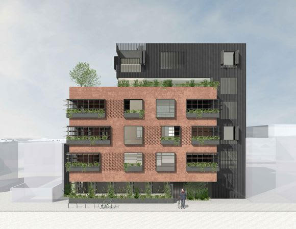 210 Alexandra Parade adds to Clifton Hill's growing design credentials