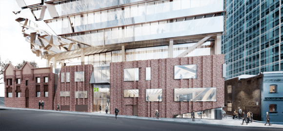 Probuild and ISPT Break Ground on Australian Unity's new Spring Street HQ