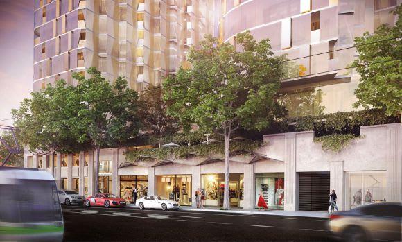 Walking the Walk > 386-412 William Street, Melbourne