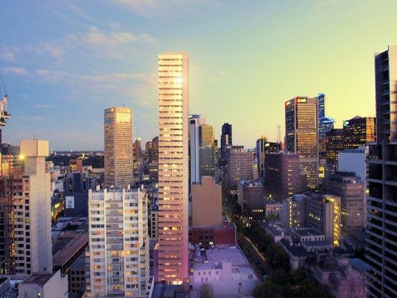 399 Little Lonsdale Street hits the heights