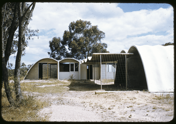 Melbourne's mid-century architecture on display in new State Library Victoria photography exhibition