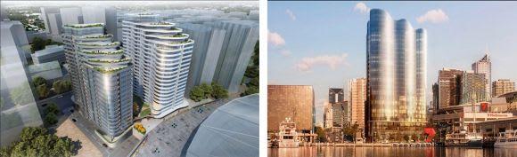 Etihad Stadium's redevelopment to improve links to CBD and Victoria Harbour