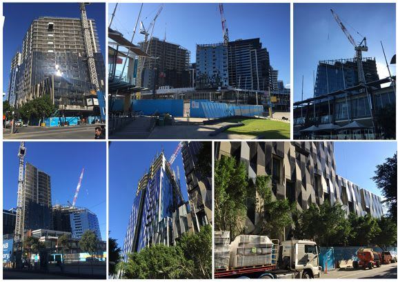 Docklands update June 2016: Newquay and Harbour Town