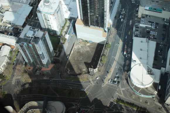 Brookfield Multiplex appointed builder for Australia 108, piling to commence in October