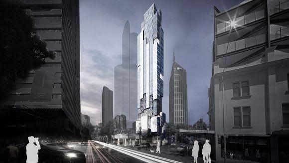 260 La Trobe shapes as Melbourne's next big tower