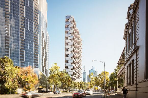 Perri Projects receives approval for 0m Carlton Gardens project