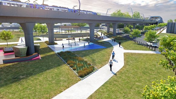Dandenong corridor Community Open Space Expert Panel report submitted to government