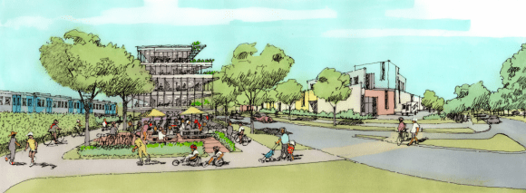 City of Casey seeks submissions on Cranbourne's town centre structure plan