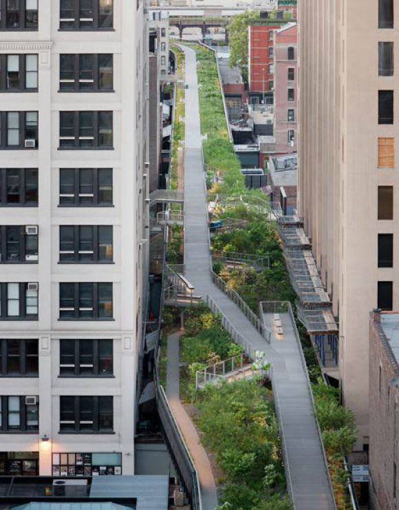 Has Melbourne's High Line gone off the rails?