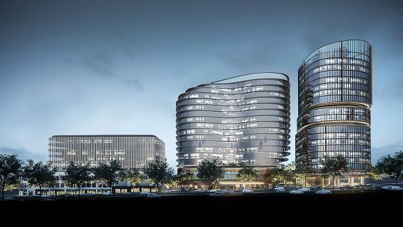 Double delight: PDG releases new images of two key Melbourne projects