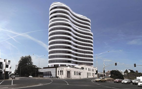 6 Davey Street: Frankston's tallest tower approved