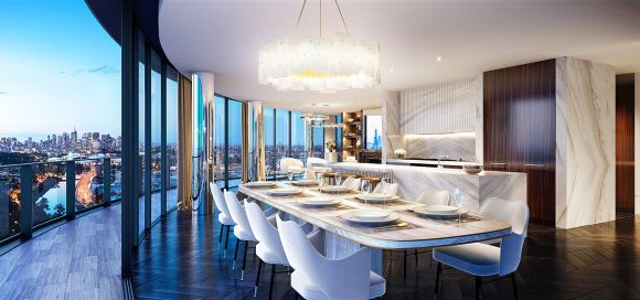 Gamuda Land settles on 661 Chapel Street, launches penthouse