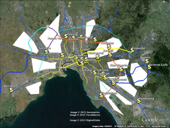Greg Hunt's 2200 vision: why rebuild rail underground when we can expand? (Parts 2 & 3)