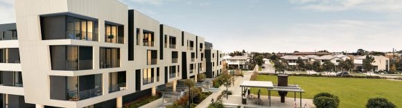 Banbury Village leading the Footscray development charge