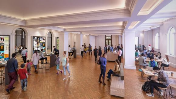 State Library of Victoria's Vision 2020 kicks off after securing philanthropic support