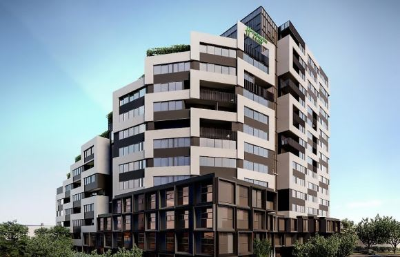 Ringwood's development scene and property market remain strong