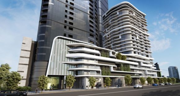 ROTHELOWMAN's innovative vision for Fishermans Bend