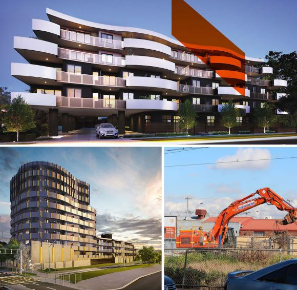 SP Projects at home in Melbourne's north