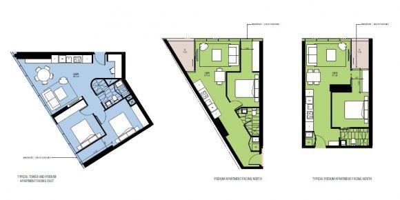 Planning Application: 65-71 Haig Street, Southbank