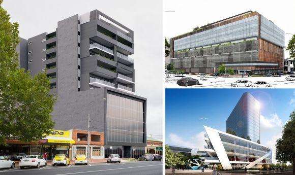 Melbourne's west gathers some development momentum