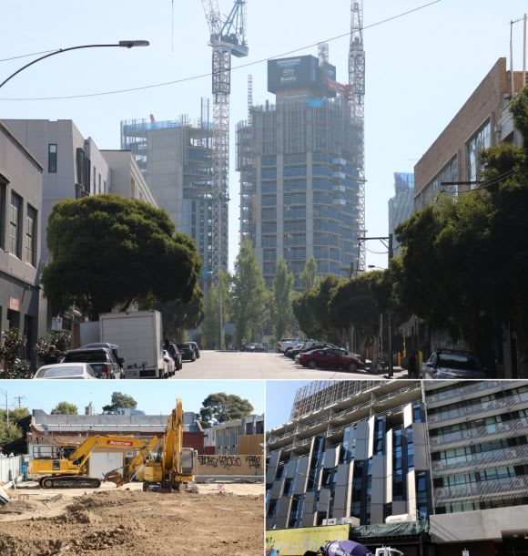 An overview of Melbourne's hyperactive student accommodation projects