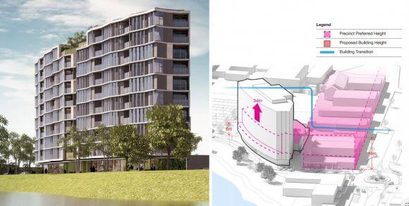 Burbank advances plans for Werribee's Riverbend site