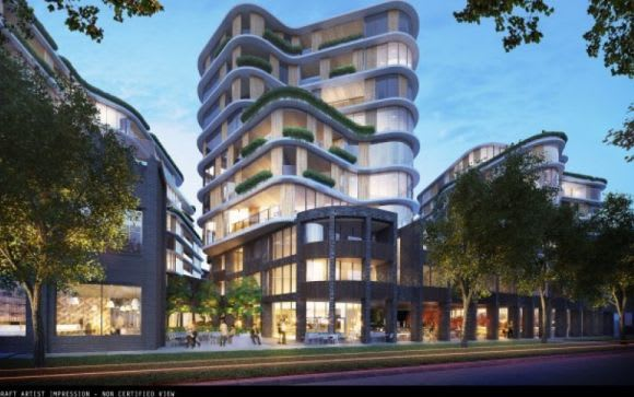 Gurner adds weight to Fitzroy North's emerging high-density precinct