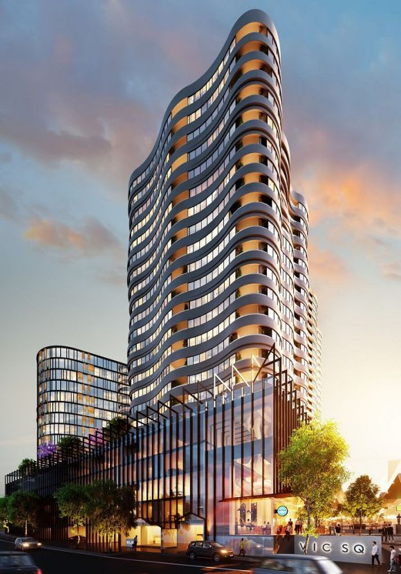 Growland aims for local buyers as Victoria Square's second stage is launched