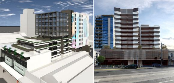 Giancorp refine their Moonee Ponds intentions