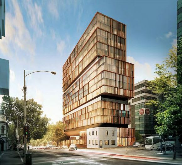 Urbanest adds another tower to the student accommodation surge