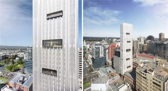 Adelaide primed for two telling new developments