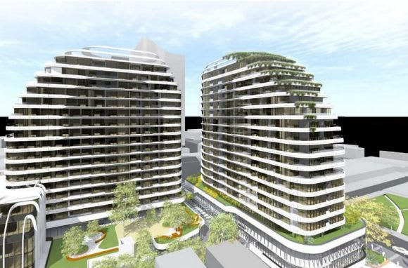 Box Hill bubbles along with multiple new towers at planning