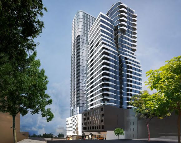 Super six: news breaks on six of Melbourne's more significant towers