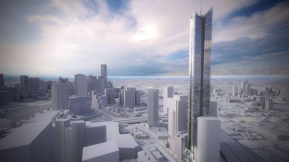 295 City Road. Image: Crone Architects