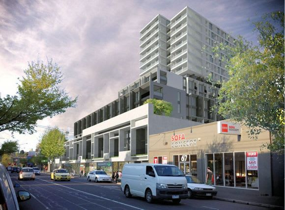 Richmond's Doonside Precinct emerges as a new apartment hub