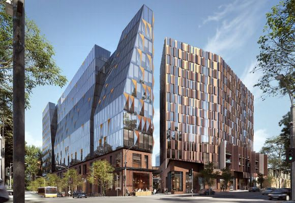 Design team for University of Melbourne's Student Precinct announced
