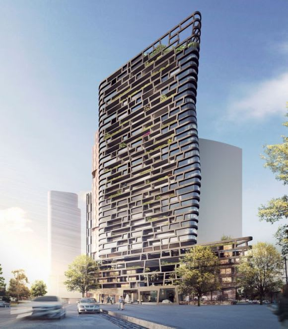Buy this, sell that; Fishermans Bend begins to run hot