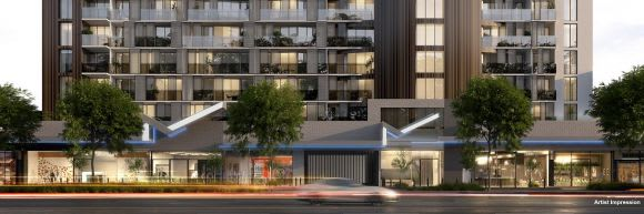 Melbourne's largest mixed-use development outside the CBD lands in Clayton