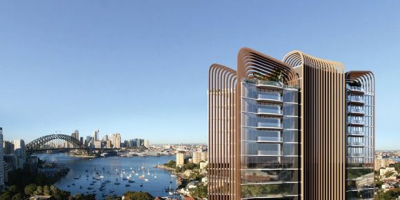 Crows Nest earmarked for Sydney's next major skyscrapers