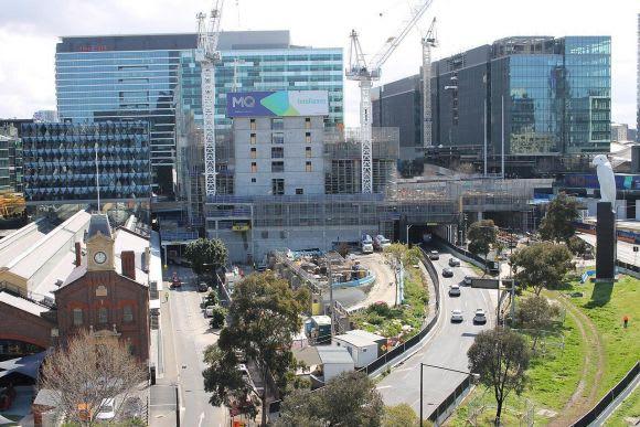 Melbourne Quarter bridges the gap between the CBD and Docklands