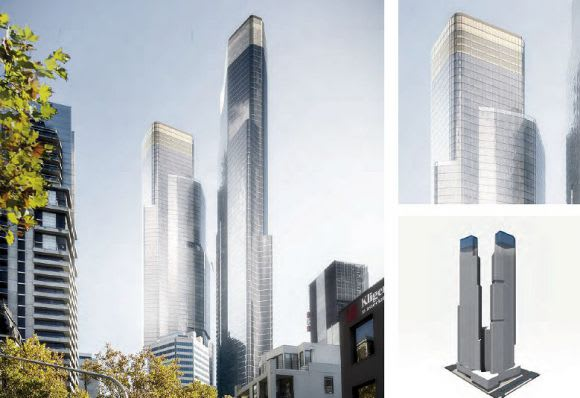3L Alliance pushes for twin 246 metre towers at 350 Queen Street