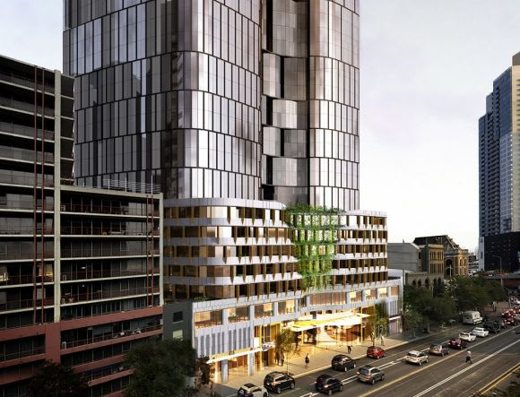 51-65 Clarke Street's approval leads the Southbank shuffle