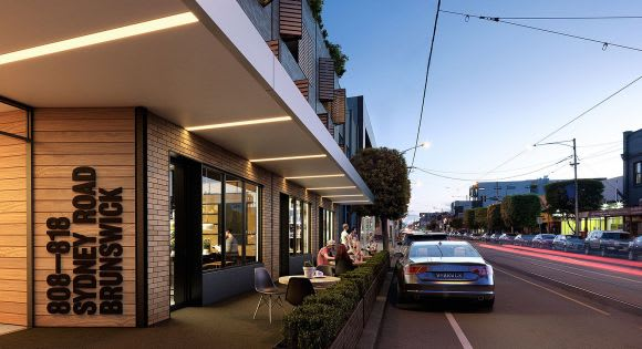 Pace Development Group ups the ante on Johnston Street