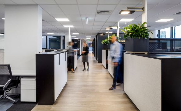 Designing for a mobile workforce: RPM's new head office by ROTHELOWMAN