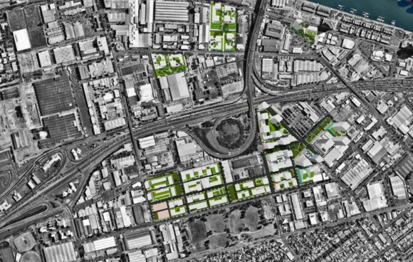 Goodman Group outlines its future Fishermans Bend expectations