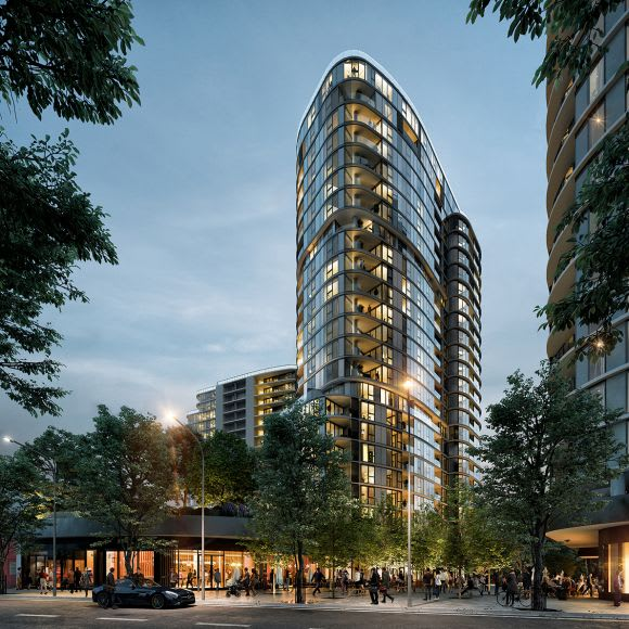 Hutchinson Builders appointed to build Cbus Property's The Langston, Epping